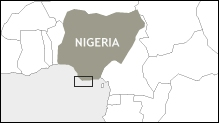Nigeria project location