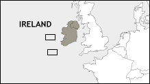 Ireland project location